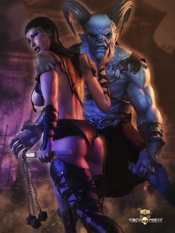 Hallandora Mistress Demons