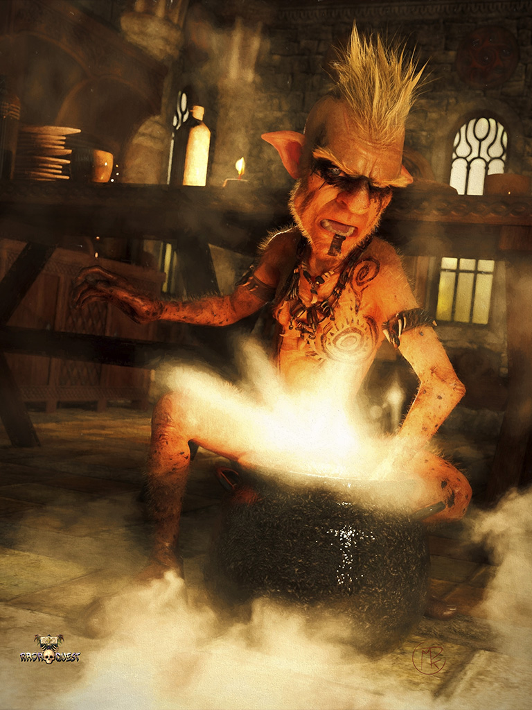 Taruk's Pot